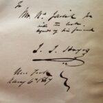 Hayes signature