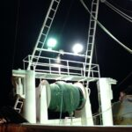 Trawler Night Green Net