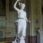 """Hebe,"" Antonio Canova, sculpted 1800 - 1805, The State Hermitage Museum, Wikimedia photo."