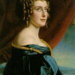Lady Jane Ellenborough, Joseph Karl Stieler, 1831, Wikipedia photo.