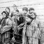 Child Survivors of Auschwitz, liberated 1945, Wikipedia photo.