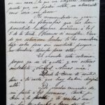 Third and concluding handwritten message on three postcards, dated 1912.