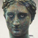 445. Bronze Goddess
