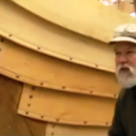 Riveted lap strake planking, Jay Smith Boat Builder video.