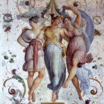 """Wall Decoration,"" Francesco Hayez, 1817, WikiArt photo."