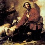 """Jacob with Flock of Laban,"" Jusepe de Ribera, WikiArt photo."