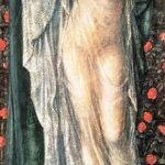 """Seasons, Summer,"" Edward Burne-Jones, WikiArt."