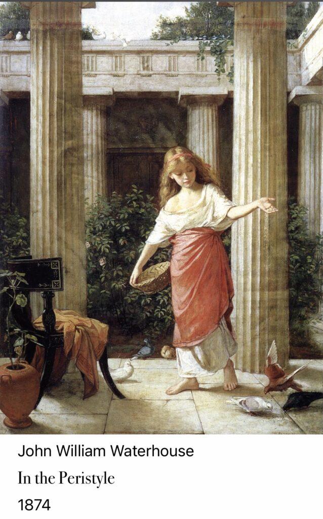 1341. Cosimia and Orea, Part 1